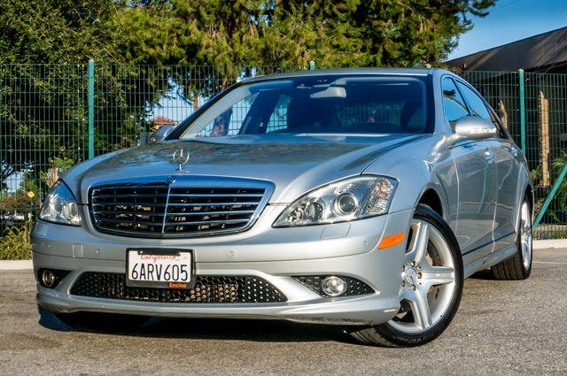 2008 Mercedes-Benz S550 5.5L V8 4matic Reseda, CA 2