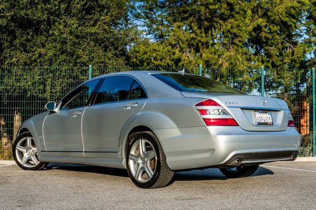 2008 Mercedes-Benz S550 5.5L V8 4matic Reseda, CA 7