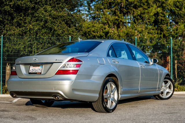 2008 Mercedes-Benz S550 5.5L V8 4matic in Reseda, CA, CA 91335