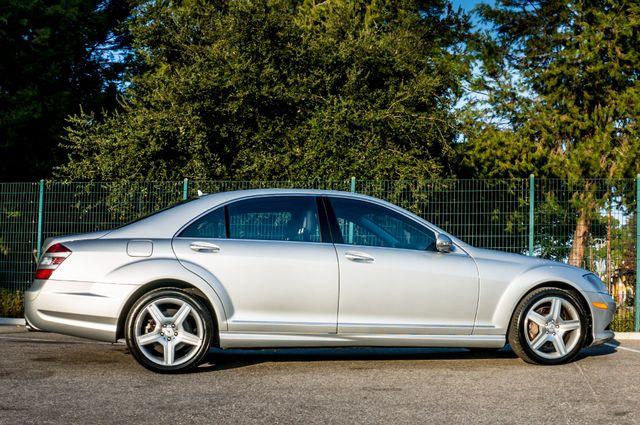 2008 Mercedes-Benz S550 5.5L V8 4matic Reseda, CA 6