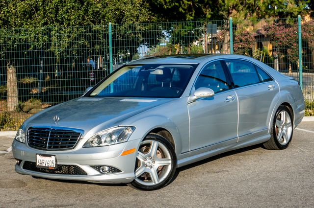 2008 Mercedes-Benz S550 5.5L V8 4matic