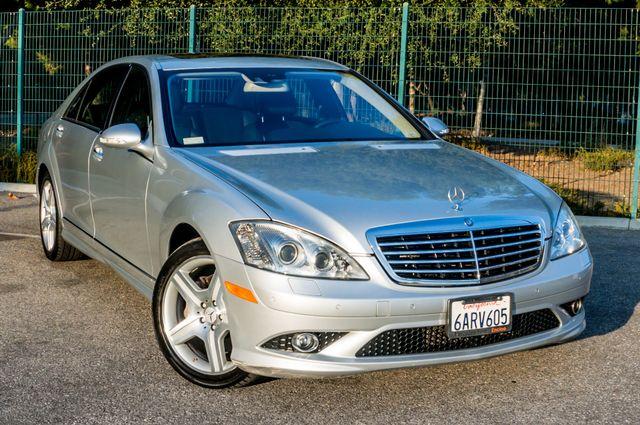 2008 Mercedes-Benz S550 5.5L V8 4matic Reseda, CA 48