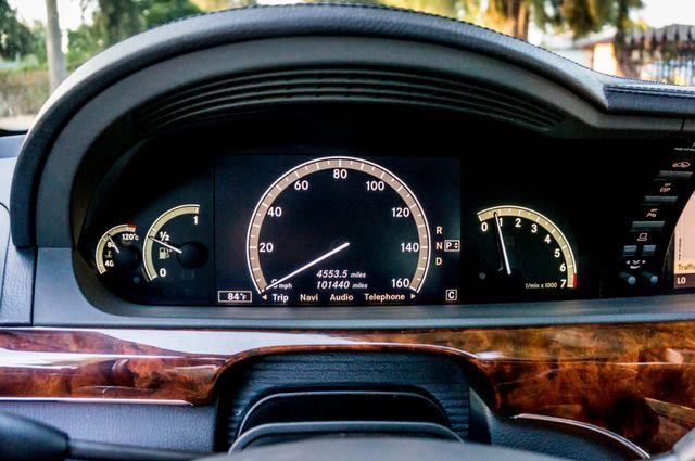 2008 Mercedes-Benz S550 5.5L V8 4matic Reseda, CA 17