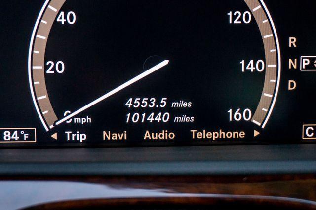 2008 Mercedes-Benz S550 5.5L V8 4matic Reseda, CA 18