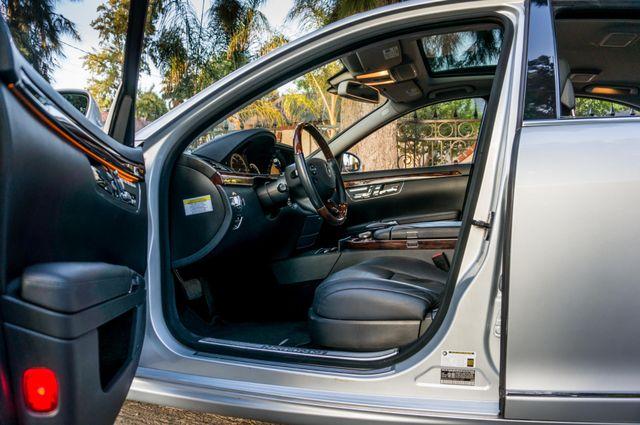 2008 Mercedes-Benz S550 5.5L V8 4matic Reseda, CA 14
