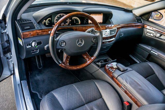 2008 Mercedes-Benz S550 5.5L V8 4matic Reseda, CA 16