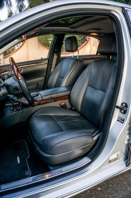 2008 Mercedes-Benz S550 5.5L V8 4matic Reseda, CA 34