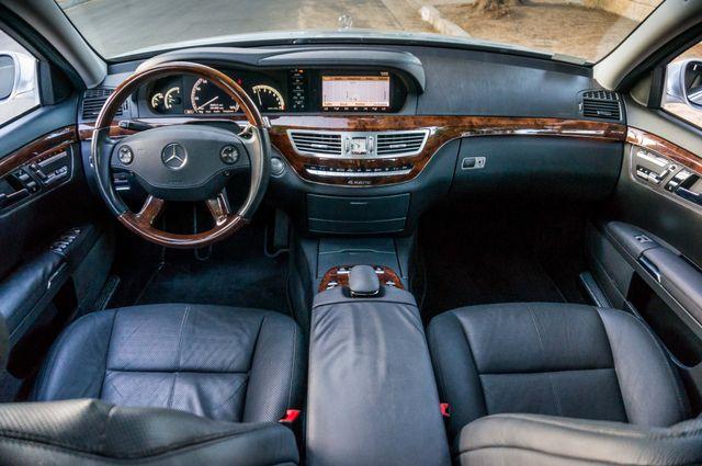 2008 Mercedes-Benz S550 5.5L V8 4matic Reseda, CA 19