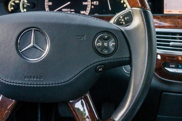 2008 Mercedes-Benz S550 5.5L V8 4matic Reseda, CA 22