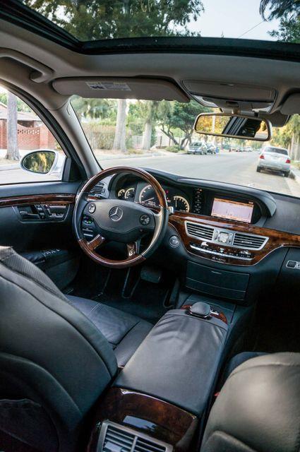 2008 Mercedes-Benz S550 5.5L V8 4matic Reseda, CA 40