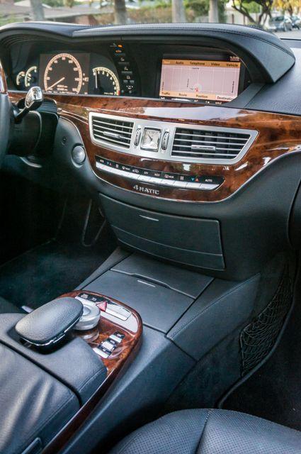 2008 Mercedes-Benz S550 5.5L V8 4matic Reseda, CA 24