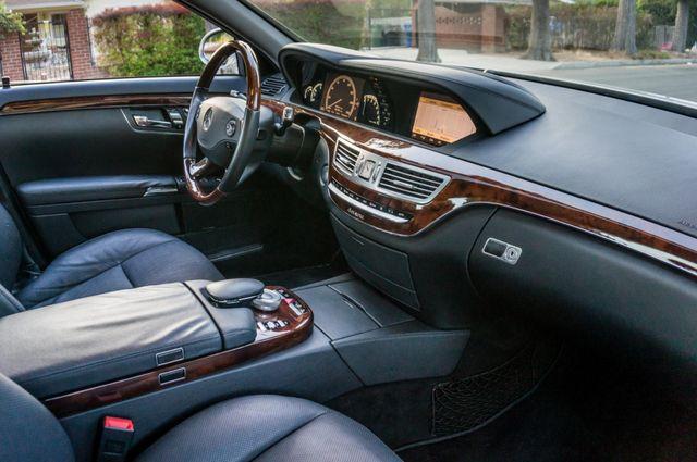 2008 Mercedes-Benz S550 5.5L V8 4matic Reseda, CA 38