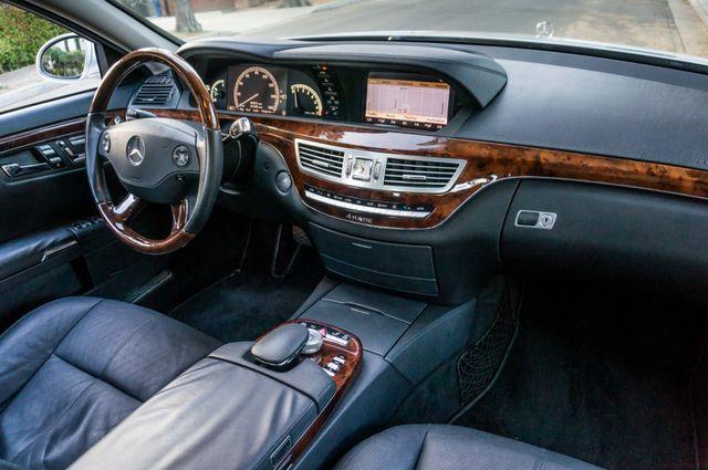 2008 Mercedes-Benz S550 5.5L V8 4matic Reseda, CA 39