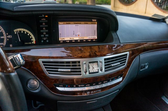 2008 Mercedes-Benz S550 5.5L V8 4matic Reseda, CA 27