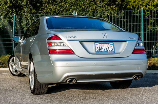2008 Mercedes-Benz S550 5.5L V8 4matic Reseda, CA 8