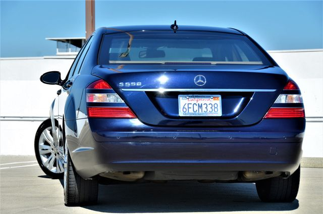 2008 Mercedes-Benz S550 5.5L V8 in Reseda, CA, CA 91335