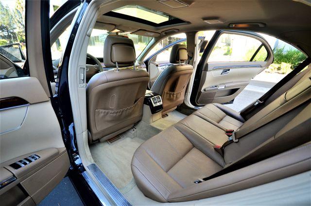 2008 Mercedes-Benz S550 5.5L V8 Reseda, CA 36