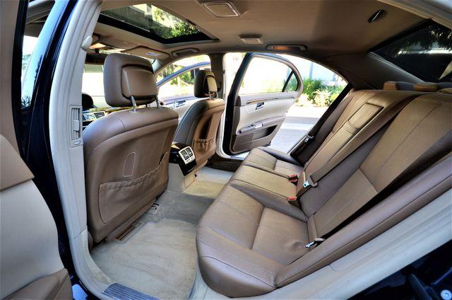 2008 Mercedes-Benz S550 5.5L V8 Reseda, CA 37