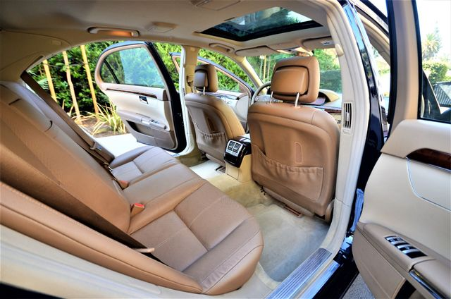 2008 Mercedes-Benz S550 5.5L V8 Reseda, CA 38