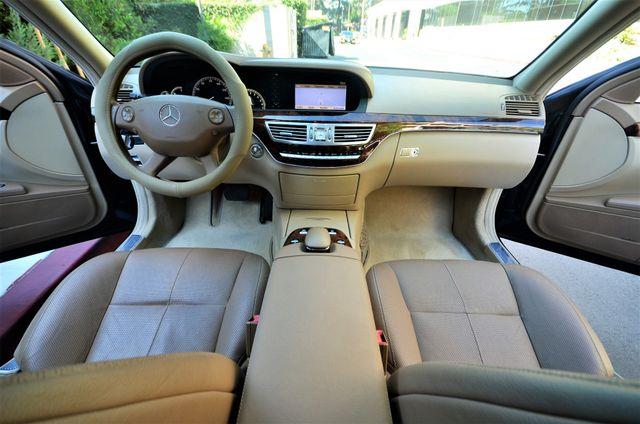 2008 Mercedes-Benz S550 5.5L V8 Reseda, CA 42