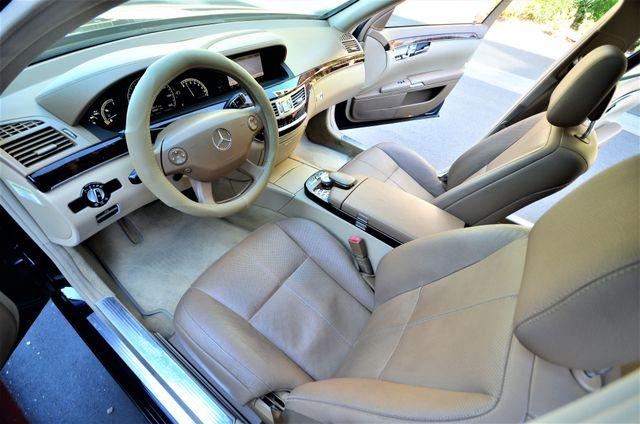 2008 Mercedes-Benz S550 5.5L V8 Reseda, CA 49