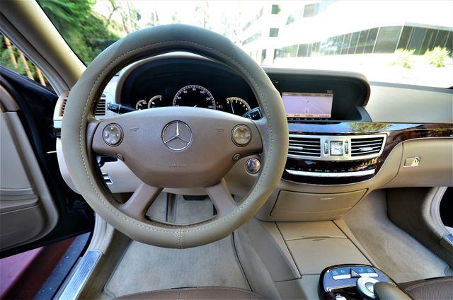 2008 Mercedes-Benz S550 5.5L V8 Reseda, CA 51