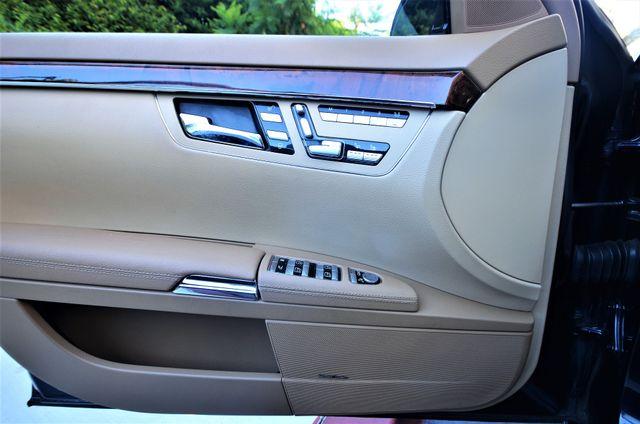 2008 Mercedes-Benz S550 5.5L V8 Reseda, CA 52