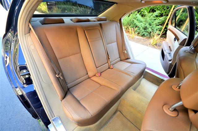 2008 Mercedes-Benz S550 5.5L V8 Reseda, CA 4