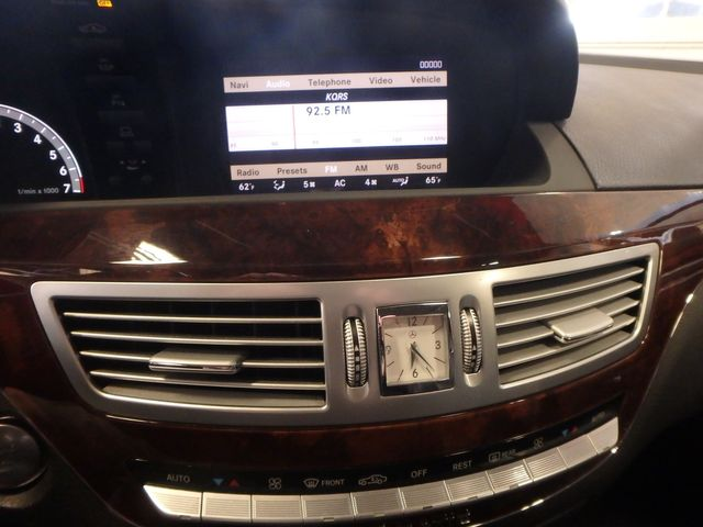 2008 Mercedes S-550 4-Matic FRONT NIGHT VISION, BEAUTIFUL LIMO SEDAN Saint Louis Park, MN 16