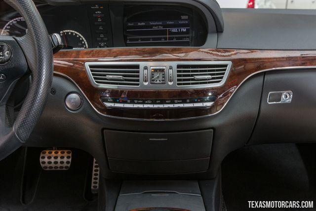 2008 Mercedes-Benz S63 6.3L V8 AMG in Addison Texas, 75001