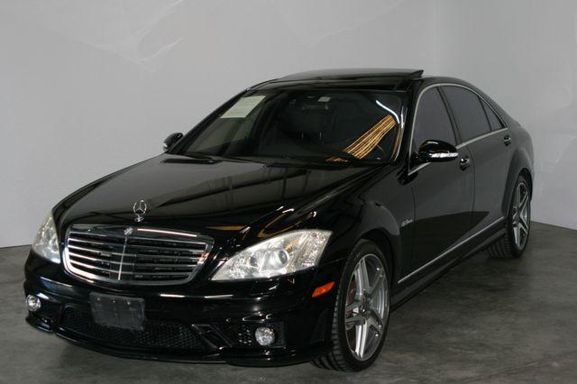 2008 Mercedes-Benz S63 6.3L V8 AMG Houston, Texas 0