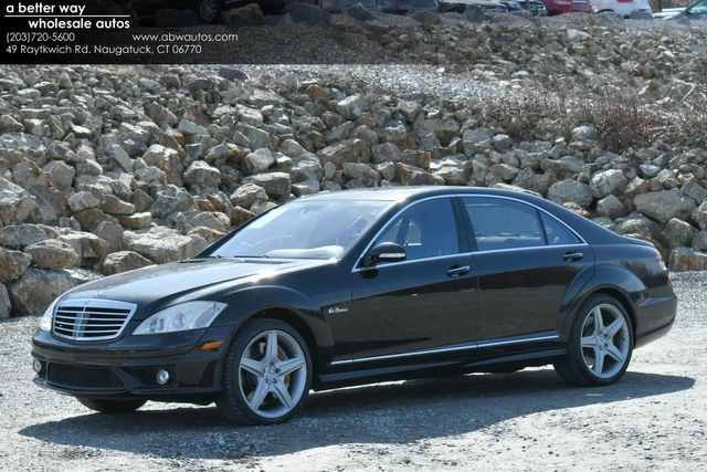 2008 Mercedes-Benz S63 6.3L V8 AMG Naugatuck, Connecticut