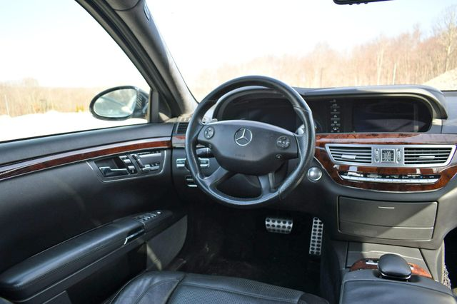 2008 Mercedes-Benz S63 6.3L V8 AMG Naugatuck, Connecticut 16
