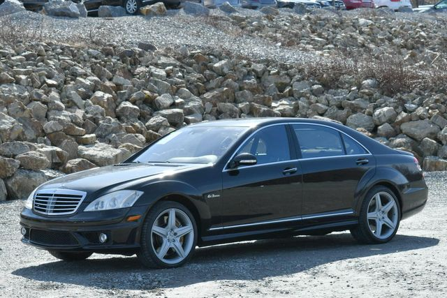 2008 Mercedes-Benz S63 6.3L V8 AMG Naugatuck, Connecticut 2