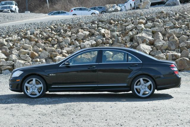 2008 Mercedes-Benz S63 6.3L V8 AMG Naugatuck, Connecticut 3