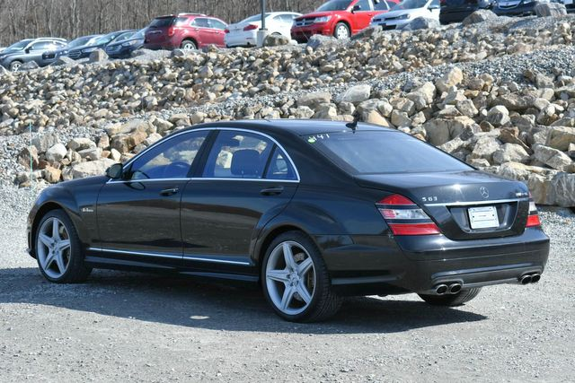 2008 Mercedes-Benz S63 6.3L V8 AMG Naugatuck, Connecticut 4