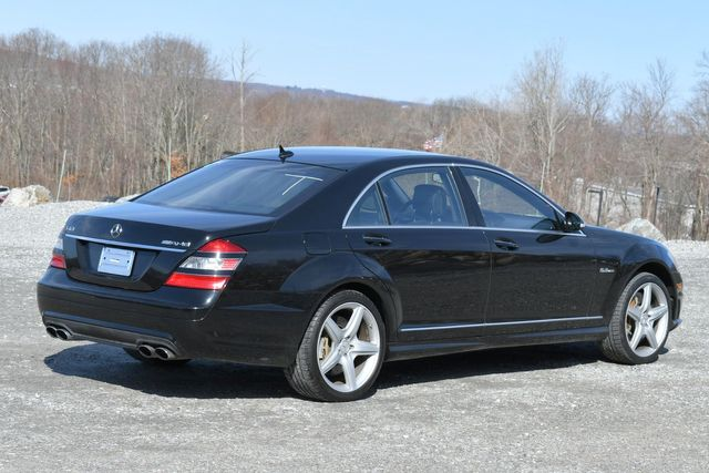 2008 Mercedes-Benz S63 6.3L V8 AMG Naugatuck, Connecticut 6