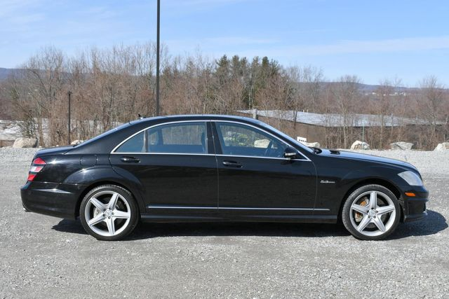 2008 Mercedes-Benz S63 6.3L V8 AMG Naugatuck, Connecticut 7