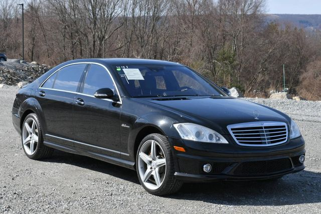 2008 Mercedes-Benz S63 6.3L V8 AMG Naugatuck, Connecticut 8