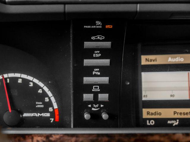 2008 Mercedes-Benz S65 6.0L V12 AMG Burbank, CA 22