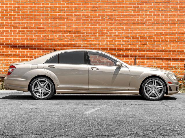 2008 Mercedes-Benz S65 6.0L V12 AMG Burbank, CA 4