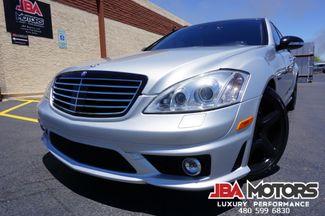 2008 Mercedes-Benz S65 V12 Bi-Turbo S Class 65 AMG Sedan HUGE $190K MSRP   MESA, AZ   JBA MOTORS in Mesa AZ