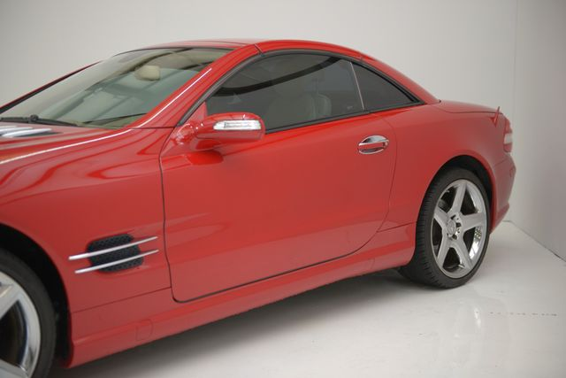 2008 Mercedes-Benz SL550 V8 Houston, Texas 8