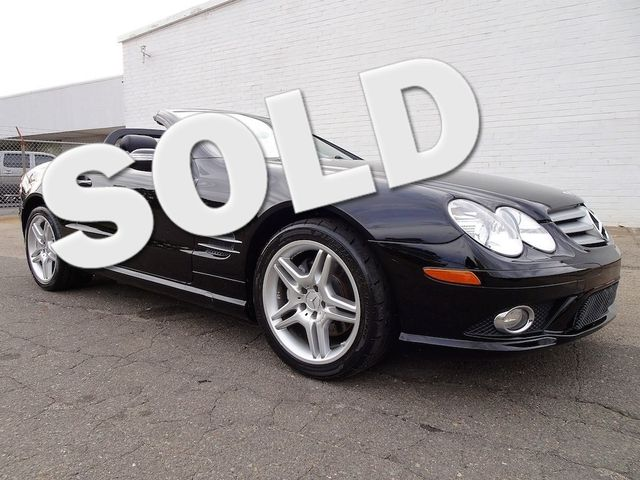 2008 Mercedes-Benz SL550 V8 Madison, NC 0
