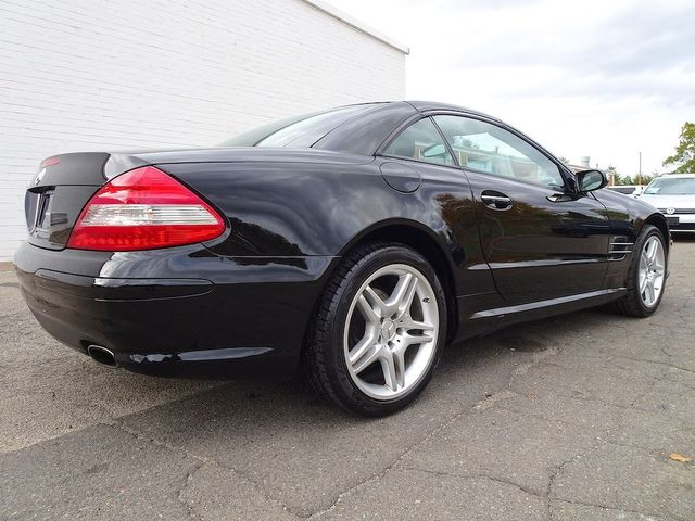 2008 Mercedes-Benz SL550 V8 Madison, NC 10