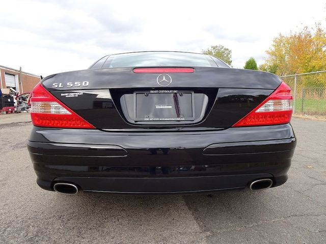 2008 Mercedes-Benz SL550 V8 Madison, NC 11