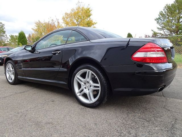 2008 Mercedes-Benz SL550 V8 Madison, NC 12