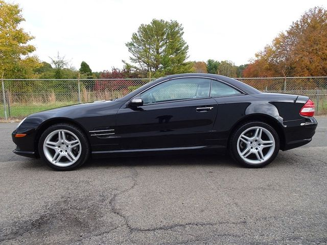 2008 Mercedes-Benz SL550 V8 Madison, NC 13