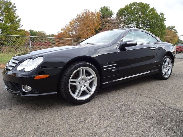 2008 Mercedes-Benz SL550 V8 Madison, NC 14