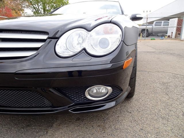 2008 Mercedes-Benz SL550 V8 Madison, NC 16